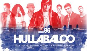 Virgin Radio's Hullabaloo